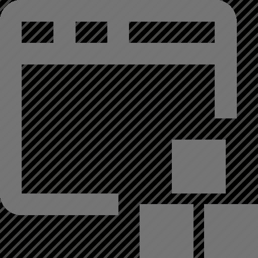 modules, window icon
