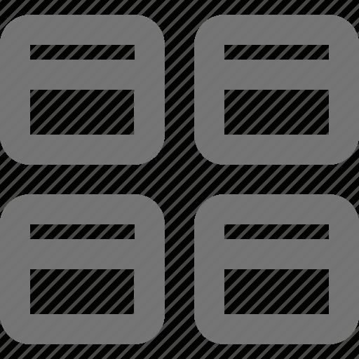 tabs, window, windows icon