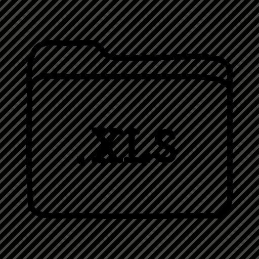 application, files, folder, folders, format, xls file icon
