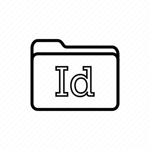 adobe indesign, application, files, filetype, folder, folders, indesign icon