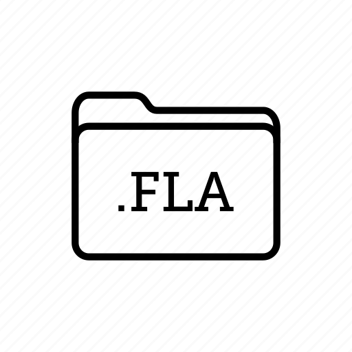 .fla, application, files, filetype, flash files, folder, folders icon