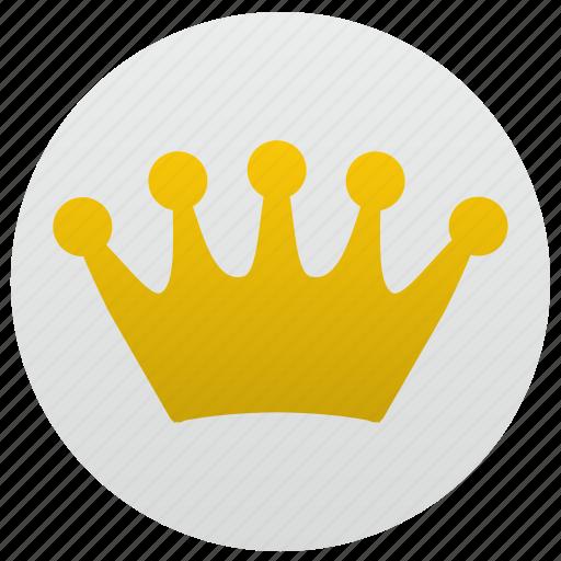 app, crown, luxury, queen icon