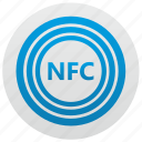 chip, nfc, pay, payment icon