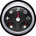dashboard, dock, gadgets, mac, widgets icon