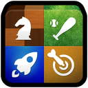 apple, center, game, game center, ios, mac icon
