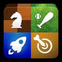 apple, center, game, game center, ios, mac icon
