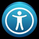 access, mac, public, universal icon