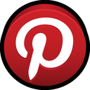 board, pin, pinterest, social network icon