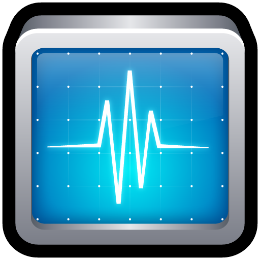 activity, monitor, shield, test icon