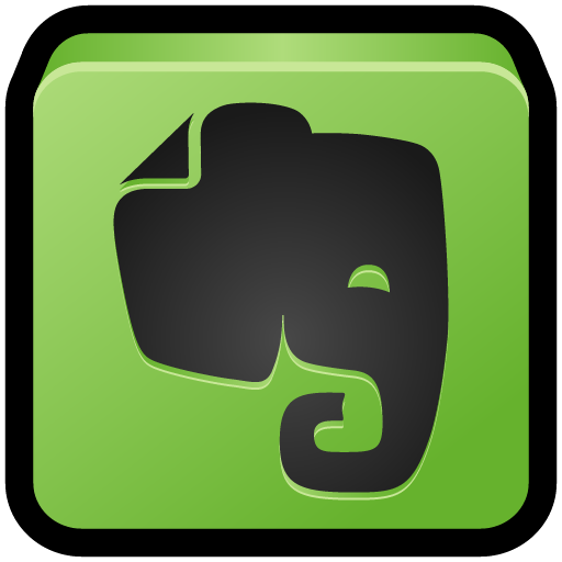evernote, notes, reminder, sync, write icon