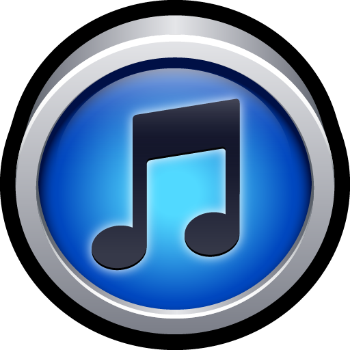 audio, itunes, mac, music, podcast icon