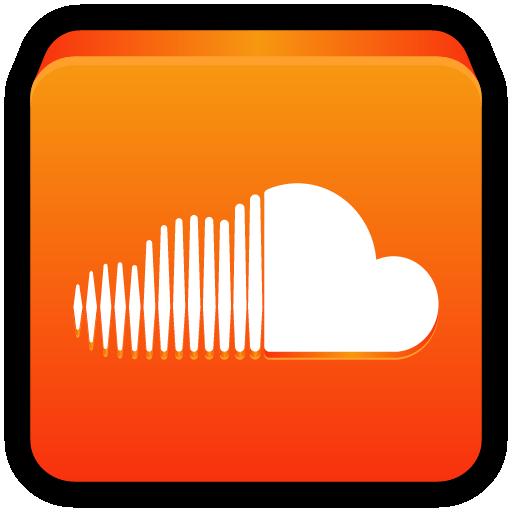 audio, music, social network, soundcloud icon