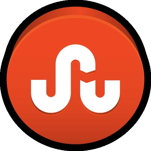 shortcut, social media, stumbleupon, web icon
