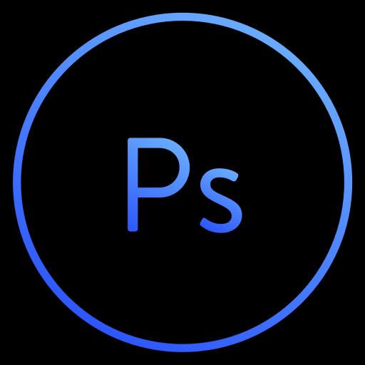 adobe, art, editing, graphics, photo, photoshop icon