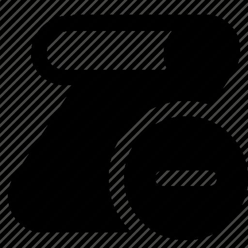 applications, code, programming, remove, script, snippet icon