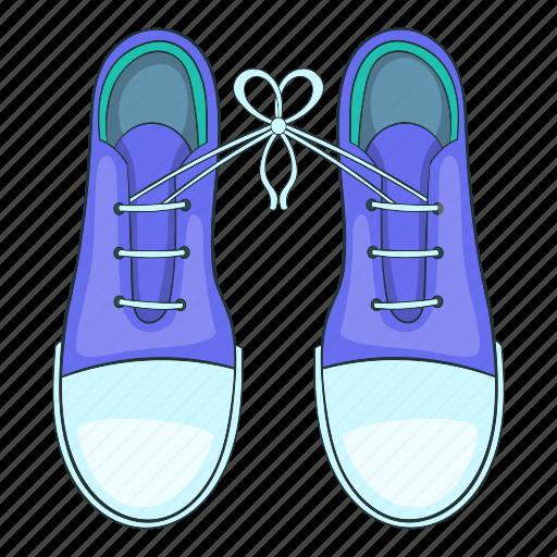 Cartoon, fashion, fool, foot, joke, shoe, tied icon - Download on Iconfinder