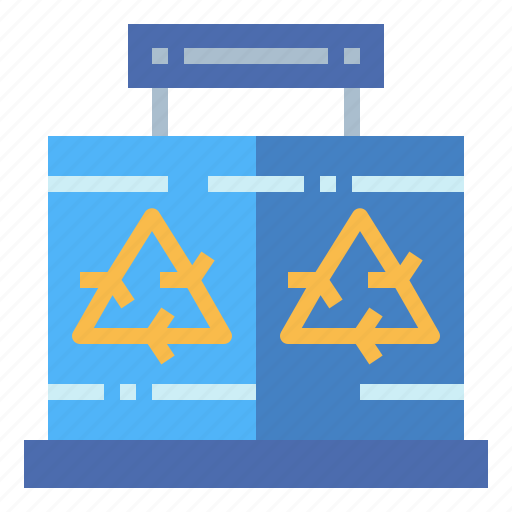 Bin, ecology, recycle, trash icon - Download on Iconfinder