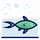 animals, aquatic, beauty, fish, nautical, ocean, wildlife icon