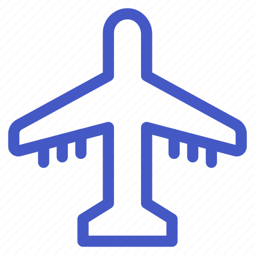 airplane, airport, holiday, plane, travel icon