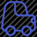 car, holiday, transportation, travel, vehicle icon