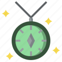 cardinal, compass, direction, location, maps, orientation, points icon
