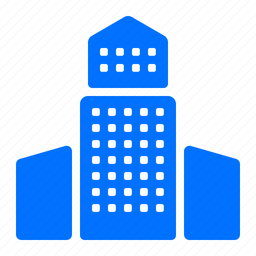 architecture, building, city, skyscraper icon
