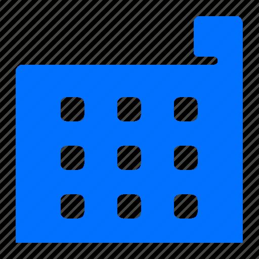 Building, architecture, apartments icon - Download