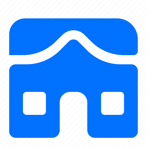 Building, shop, architecture, store icon