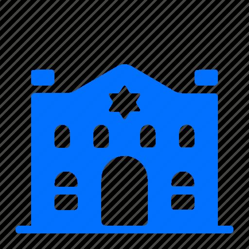 architecture, building, religious, temple icon