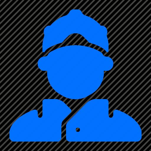 avatar, man, user, worker icon