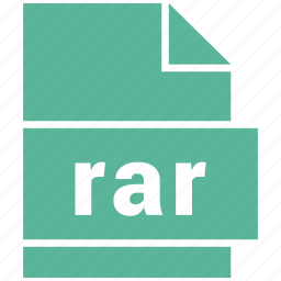 archive file format, file format, rar icon