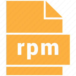 archive file format, file format, rpm icon