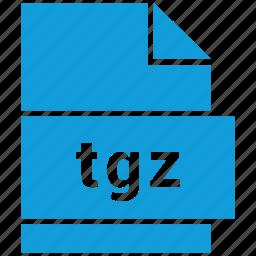 archive file format, file format, tgz icon