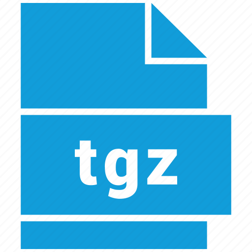 archive file format, file format, tgz icon