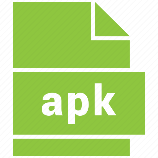 apk, archive file format, extension, file, file format, format icon