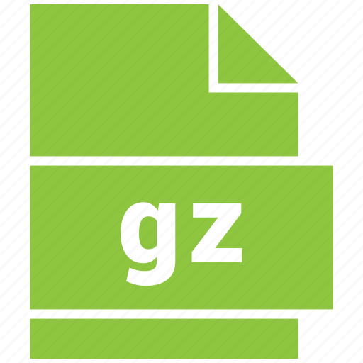 archive file format, file format, gz icon