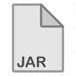 archive, extension, file, format, hovytech, jar, type icon