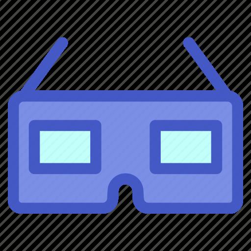 electronic, gadget, glasses, smart glasses, tech, technology icon