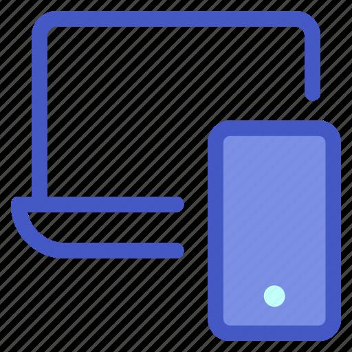 device, electronic, gadget, laptop, smartphone, tech, technology icon