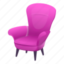 armchair, baby, family, love, mother, woman