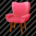 armchair, business, fashion, modern, retro