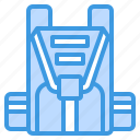 army, backpacks, military, soldier, weapon icon