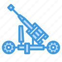 army, gun, military, soldier, weapon icon