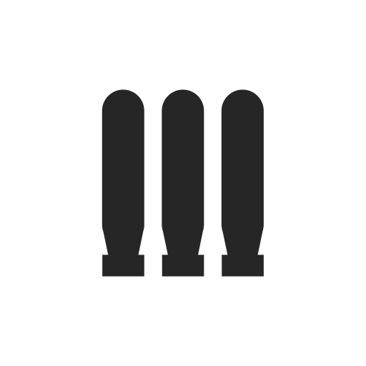 army, bomb, military, missile, war icon