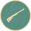 rifle, shooting, shotgun icon