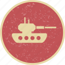 army, military, tank, war icon