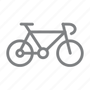 bicycle, bike, commute, cycling, travel icon