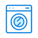 appliance, dryer, laundry, washer, washing machine icon