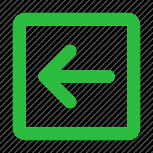Arrow, arrows, back, direction, left, navigation icon - Download on Iconfinder
