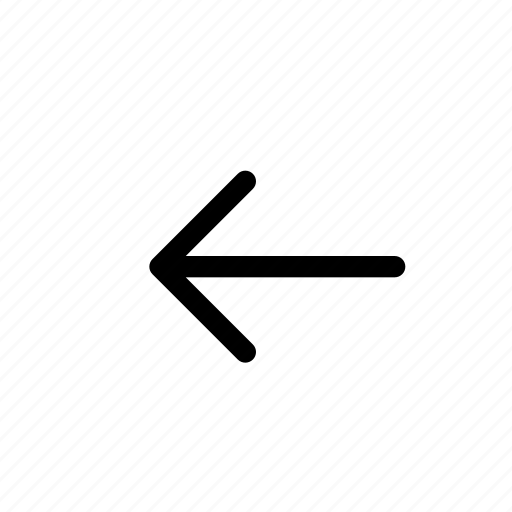 arrow, arrows, back, left, previous icon